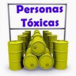 Guía para relacionarse con la gente tóxica.  ( ¿o eres tú así? ) Entrega I