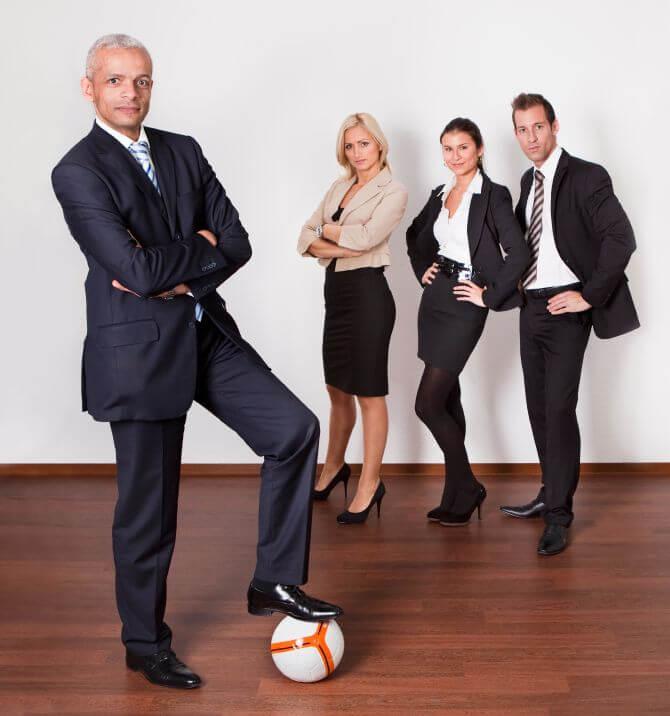 Beneficios del coaching de equipos