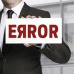 Los errores más comunes para desperdiciar el potencial del equipo