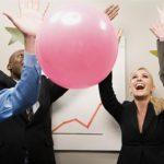 Dinámicas de trabajo en equipo: jugando en la oficina