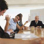 Conoce los tipos de conflictos laborales y adelántate a ellos