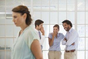 Factores psicosociales: 'mobbing' laboral