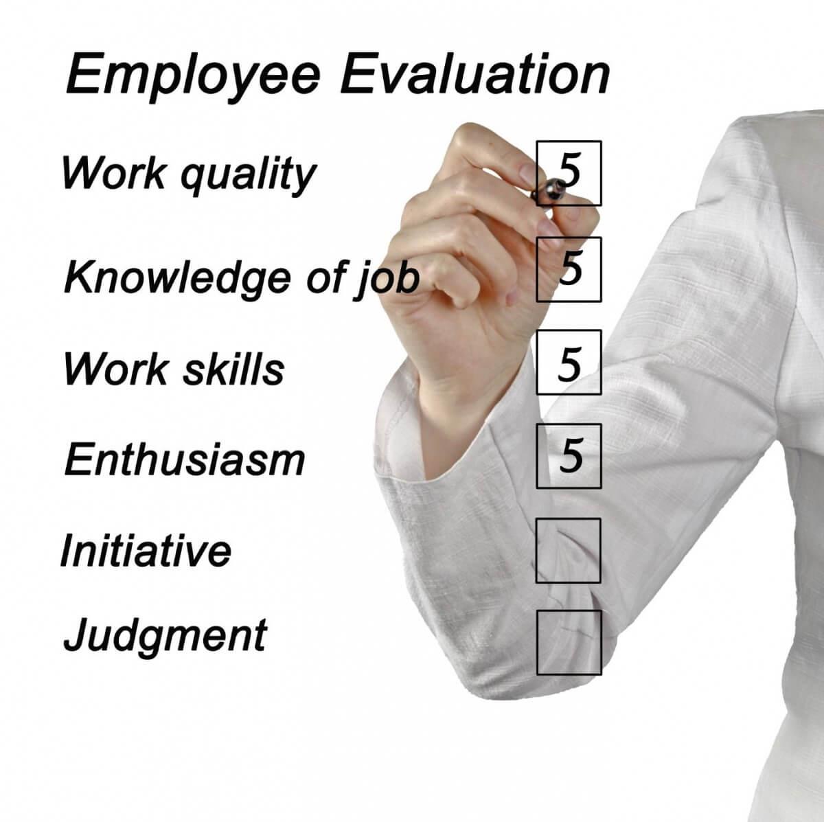 evaluacion del desempeño