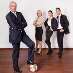 Coaching de equipas: juntos chegaremos mais longe