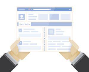 Los negocios se promocionan en Facebook