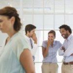 Fatores de risco psicossociais: gestão 'assédio'(mobbing) na equipe