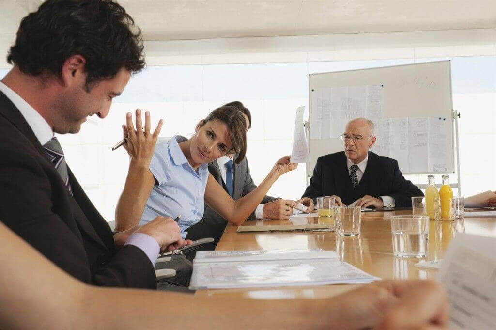 tipos de conflictos en la empresa