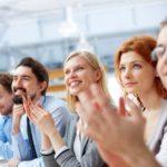 Formar o desenvolvimento pessoal através de congressos