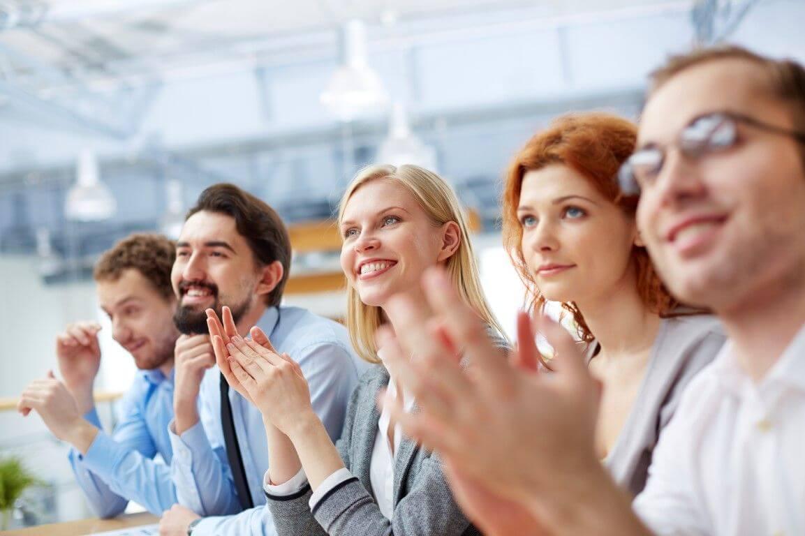 Formar el desarrollo personal a través de congresos