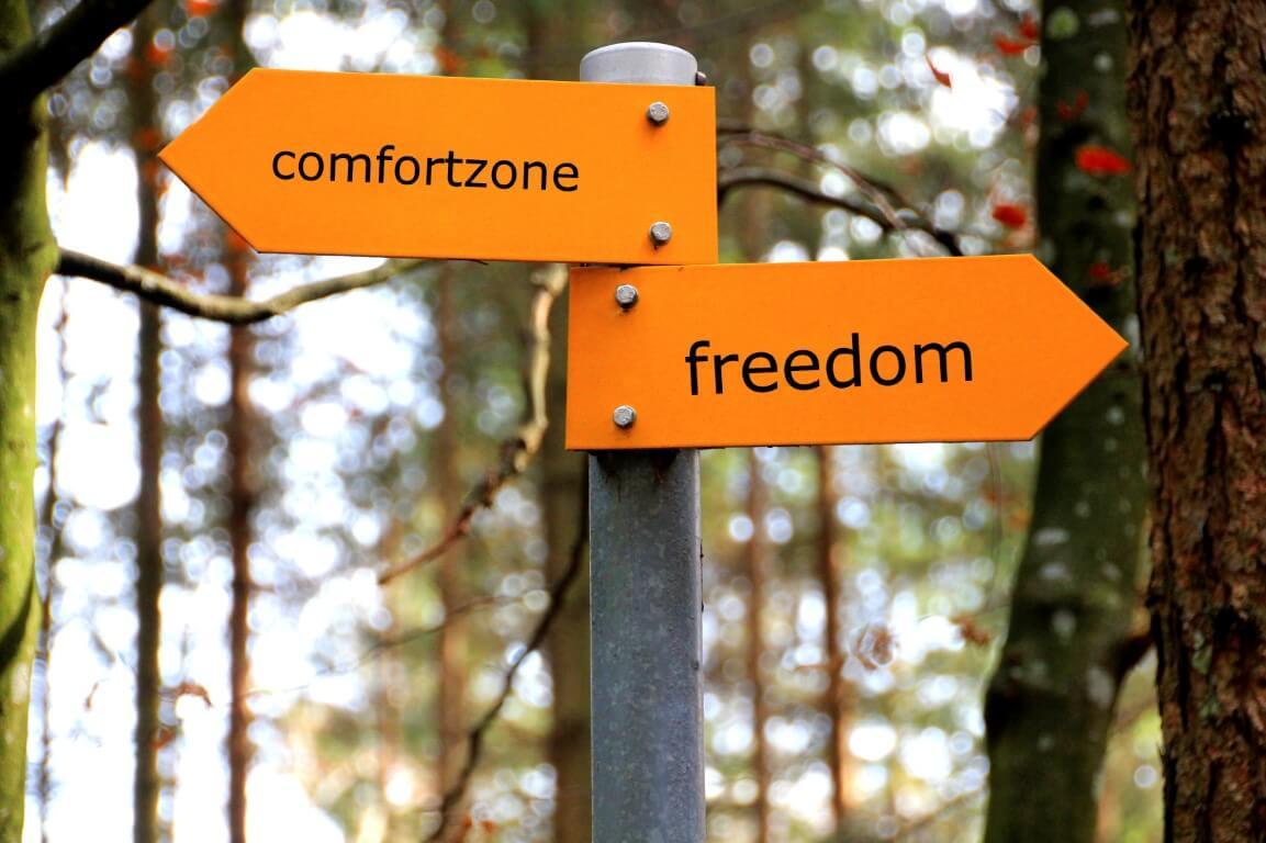 motivacion salir zona de confort