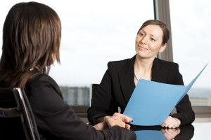 Entrevista de evaluación del desempeño