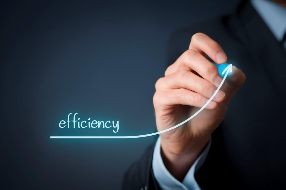 ratio eficiencia