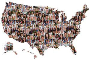 Los empleados norteamericanos son mucho más productivos