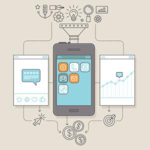 La aplicación Line se lanza al sector de la comunicación empresarial
