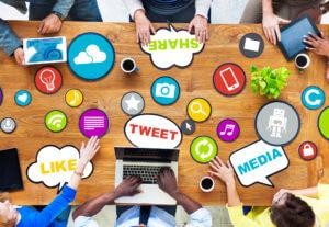 Pros y contras de las redes sociales para empresas