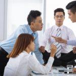 O que evitar para ter um bom ambiente laboral