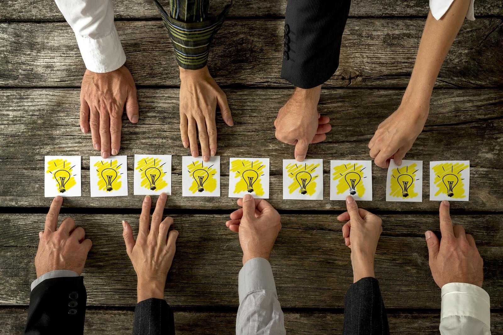 9 Comportamentos do lider para uma estrategia de inovacao com exito