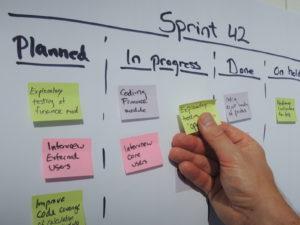 Metodologias ágeis na gestão de projetos: conceito, vantagens e tipos