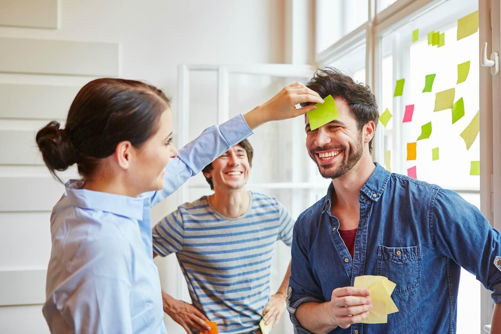 3 ejercicios de team building para reforzar la resolución de problemas