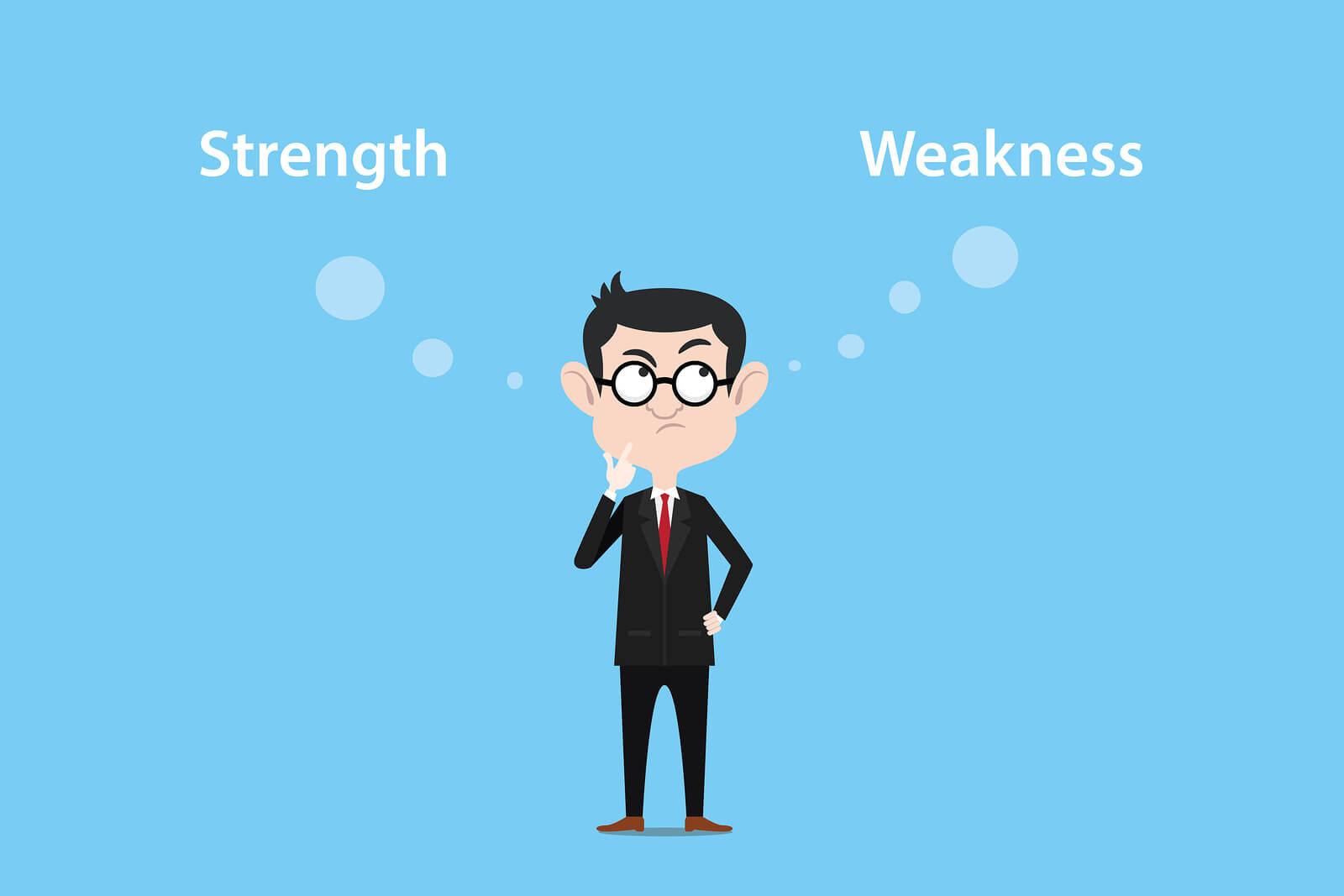 Fortalezas y debilidades personales: descubre cuáles son las tuyas