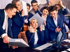 Como melhorar a gestão das emoções no trabalho?