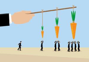 Os incentivos laborais: extras que disparam a satisfação