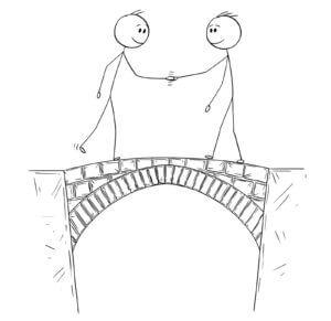 'Bridge builiding' o cómo relacionarse con los departamentos de la empresa