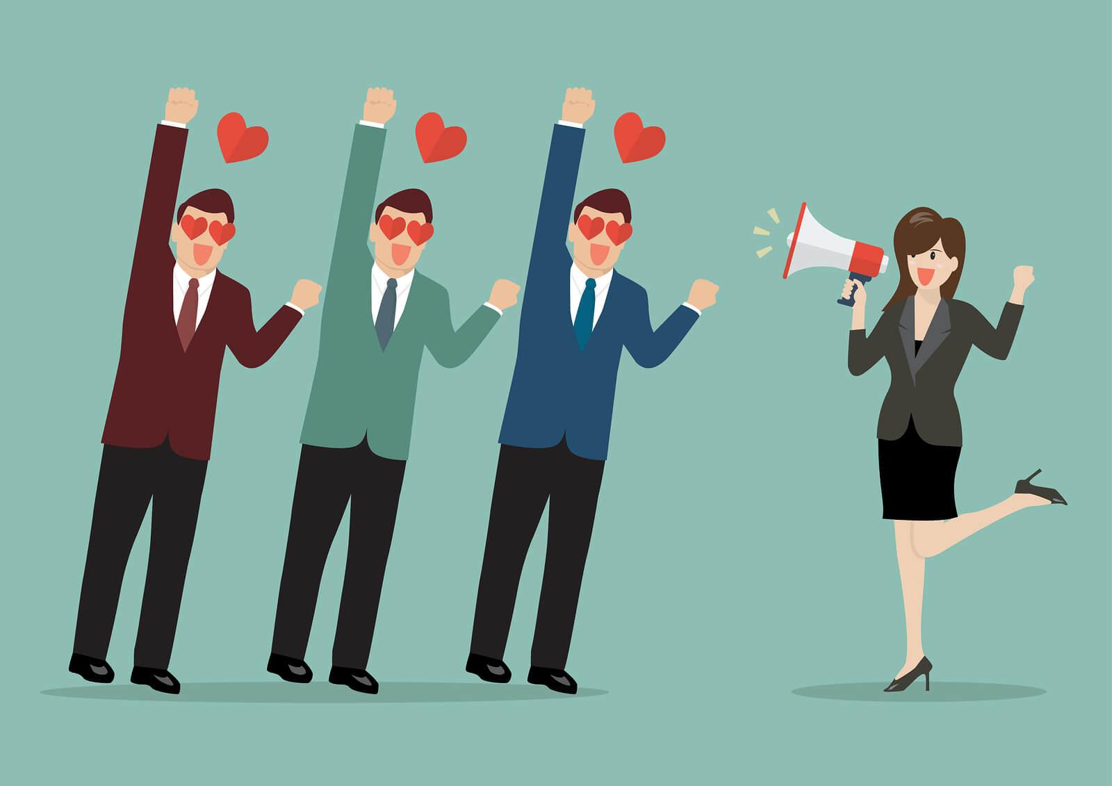 La paradoja de la comunicación interpersonal en el liderazgo femenino