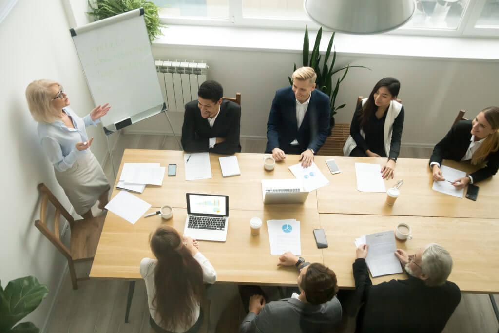 Coaching para liderar