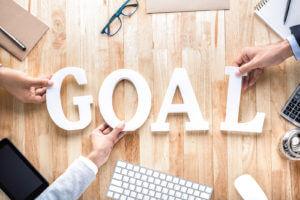 3 técnicas para marcar objetivos ambiciosos pero realistas en la empresa