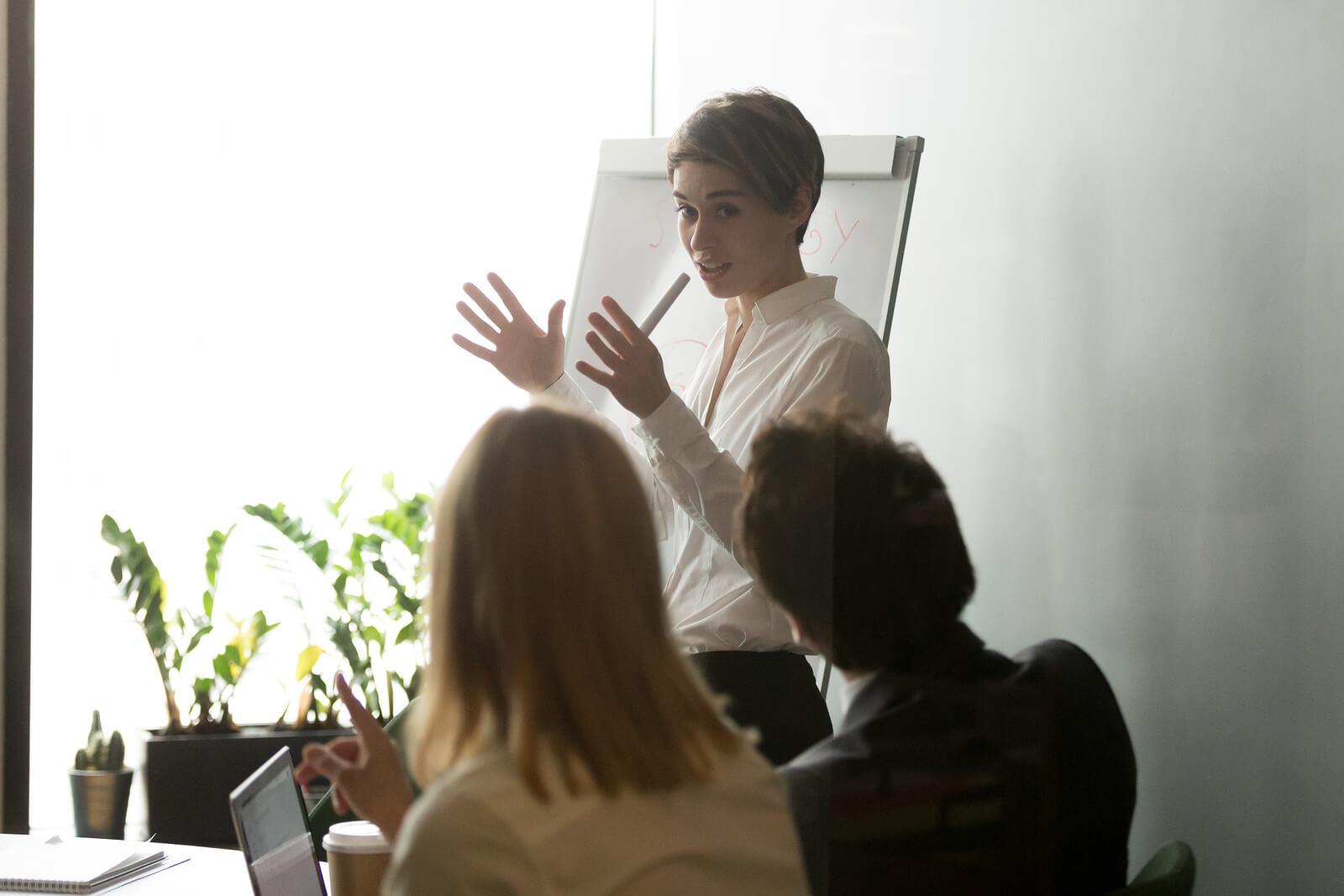 Capacitación y desarrollo de empleados