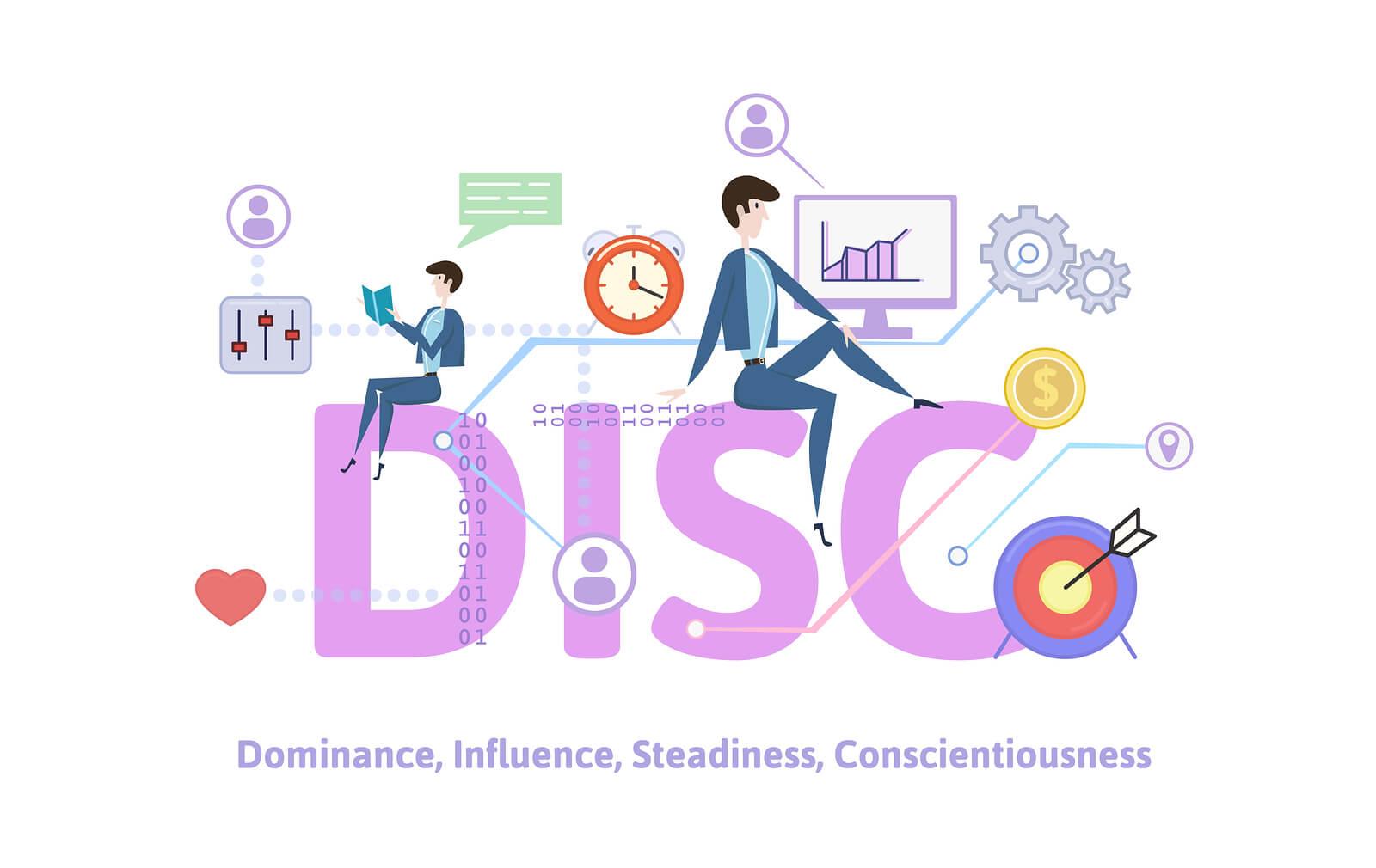 Tests de personalidad para evaluar el liderazgo: el perfil DISC