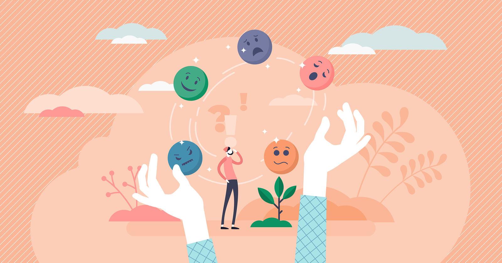 6 pasos para el control de las emociones en el trabajo