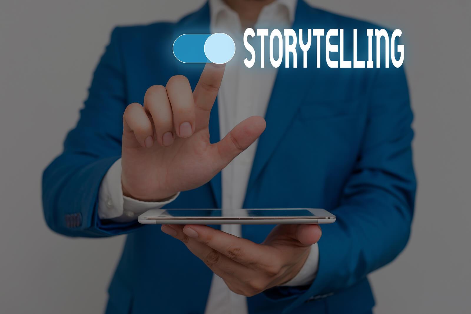 Storytelling como herramienta para el liderazgo de equipos